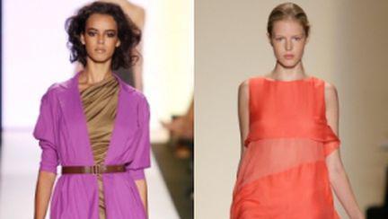Modă: tendinţe pentru primăvară/ vară 2011