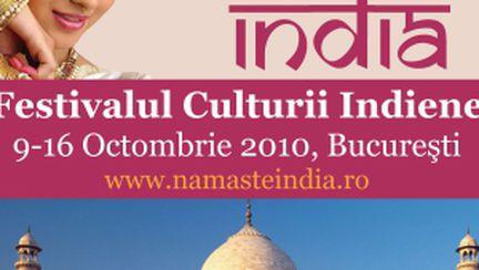 """Namaste India"", primul Festival al Culturii Indiene"