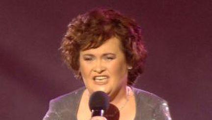 Susan Boyle, hărţuită de un fan