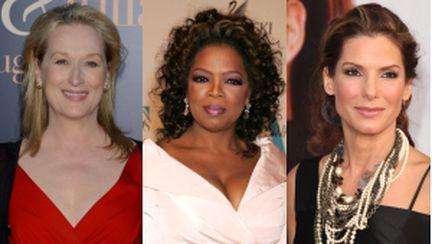 Trei actriţe de Oscar într-un film despre teleshopping