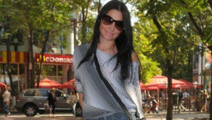 Street Fashion by Unica.ro – Elena