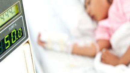 Cancerul, a doua cauză de mortalitate la copiii români