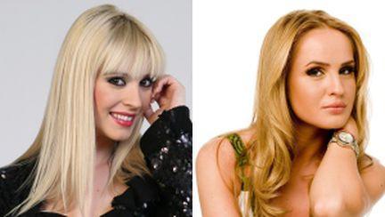 Cele mai sexy blonde din România