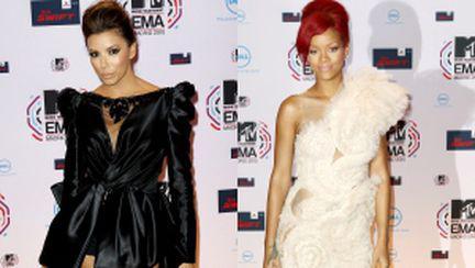Cele mai frumoase rochii de la MTV EMA 2010