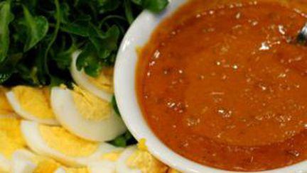 Oul Curry – o reţetă indiană bazată pe ou