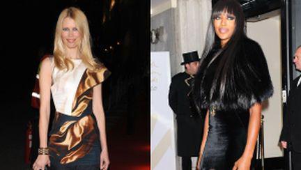 Cele mai frumoase rochii de la British Fashion Awards