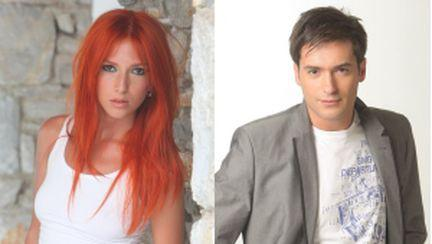 Adela Popescu şi Radu Vâlcan nu se mai ascund
