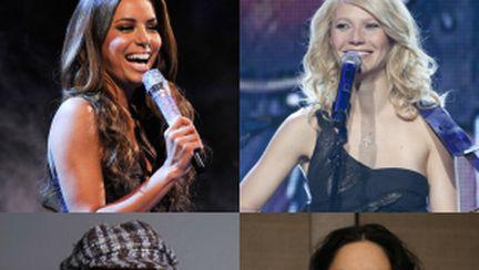 8 vedete care au devenit cântăreţi de ocazie