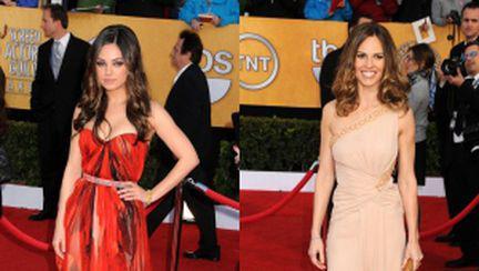 Cele mai frumoase rochii de la premiile SAG 2011