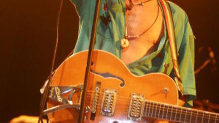 Manu Chao, în concert la Bucureşti