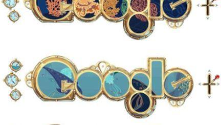 Google îl celebrează pe Jules Verne