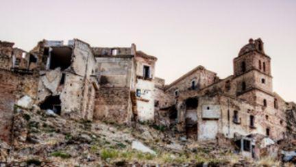 Foto: Cum arată oraşele fantomă ale lumii
