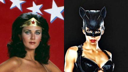 Actriţe care au întruchipat eroine fantastice în filme