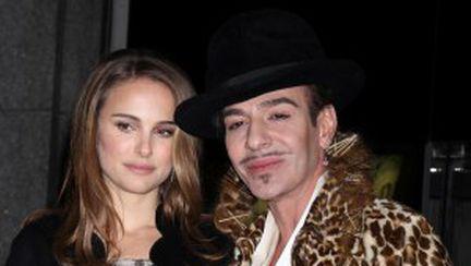 Natalie Portman, şocată de declaraţiile lui Galliano