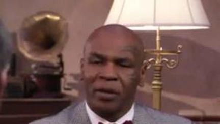 Video: Myke Tyson, logopedul lui George Bush