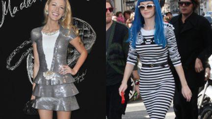 Cum s-au îmbrăcat vedetele la Paris Fashion Week 2011