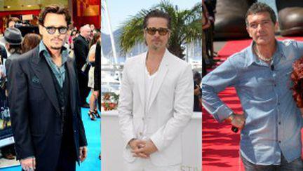 3 actori super-hot la Cannes 2011. Care e mai sexy?