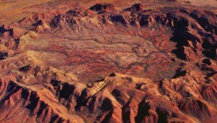 Foto: 5 cratere uriaşe formate de asteroizi