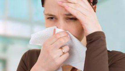 Răceală sau alergie? Află cum faci diferenţa