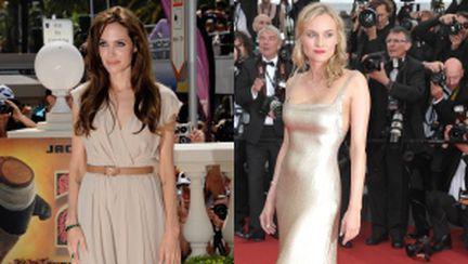 Cannes, ziua 2: cele mai frumose rochii de pe covorul roşu