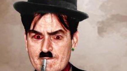 Vedete în rol de Charlie Chaplin!