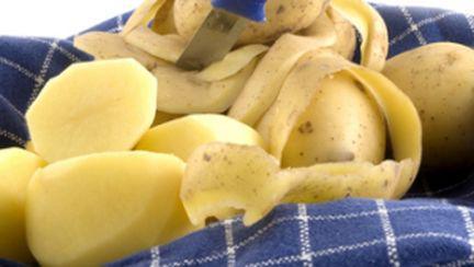 Cartofii nu îngraşă!