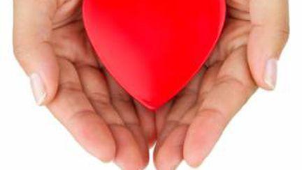 Născut cu o inimă specială