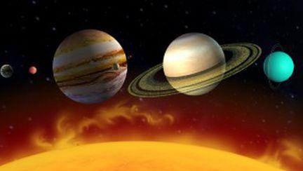 Alinierea planetelor, mai devreme decât predicţia mayaşă