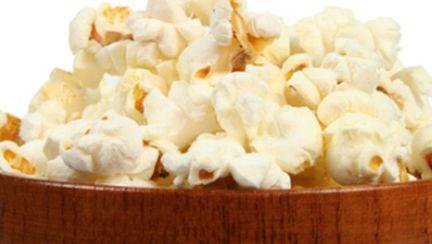 Popcorn, o gustare care nu îngraşă