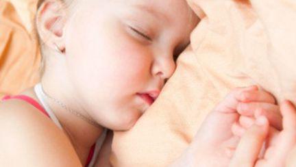 Reguli pentru  somnul liniştit al copilului