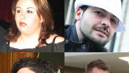 Cele mai neaşteptate 4 cupluri din România