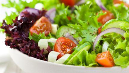 Dietă de vară cu salate uşoare