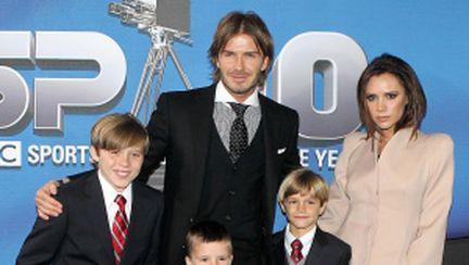Harper Seven – prima fetiţă a cuplului Beckham