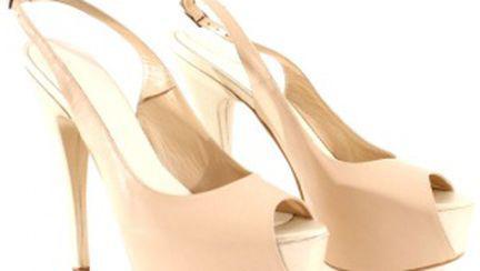 Sandalele peep-toe – 3 moduri de a le purta