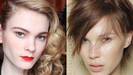Hair style: tendinţe toamnă-iarnă 2011/ 2012