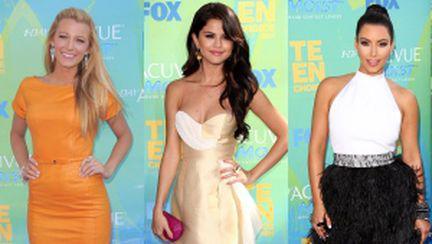Cele mai frumoase rochii de la Teen Choice Awards 2011