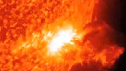 Furtuna solară ar putea afecta telefoanele mobile