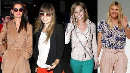 Tendinţe toamnă 2011: culorile vedetă ale sezonului