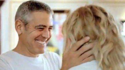 George Clooney s-a căsătorit… într-o reclamă
