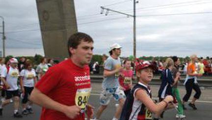 Maratonul Internaţional Bucureşti, în acest weekend