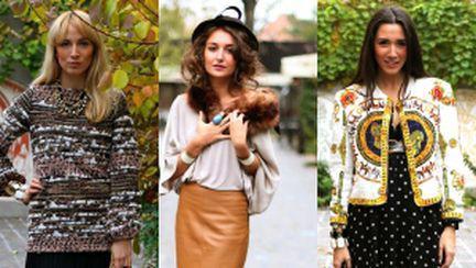 Cum s-au îmbrăcat fashionistele la târgul Absolutely Fabulous