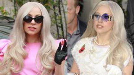 Foto: Lady Gaga, mai cuminte ca niciodată în Anglia