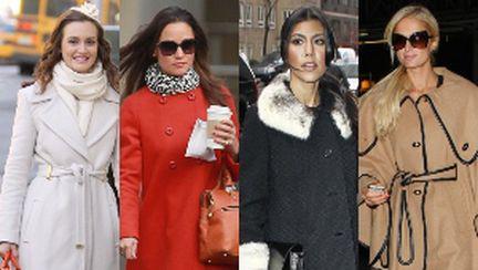 4 modele de paltoane în vogă. Care e preferatul tău?