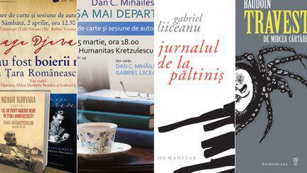 Cei mai citiţi scriitori români