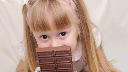 De ce e ciocolata o recompensă potrivită pentru copil