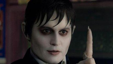 Johnny Depp în 'Dark Shadows'