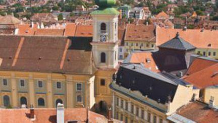 Sibiu – o destinaţie occidentală