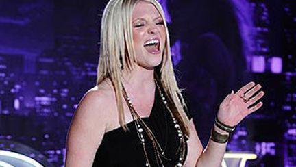 Sosia lui Britney Spears uimeşte juriul la American Idol