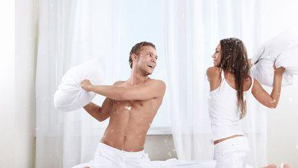 4 trucuri să vă vină cheful de sex