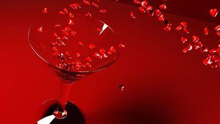 Ideal pentru Valentine's Day: cocktail cu rom şi ciocolată